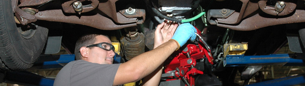 Automotive Service Technology Curriculum
