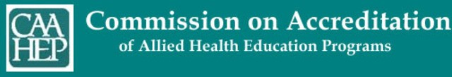 CAAHEP Logo - Commission on Accreditation of Allied Health Education
