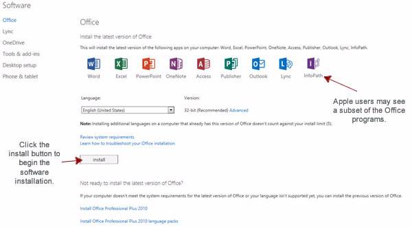 Office365-software