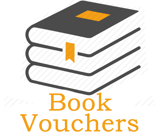 Book Voucher icon