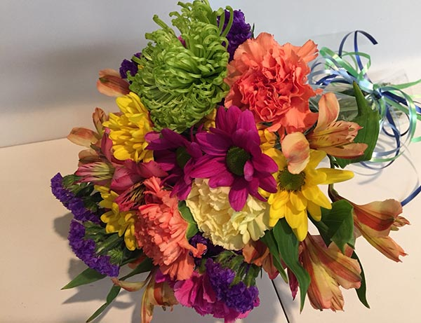 EFSC Graduation Bouquet