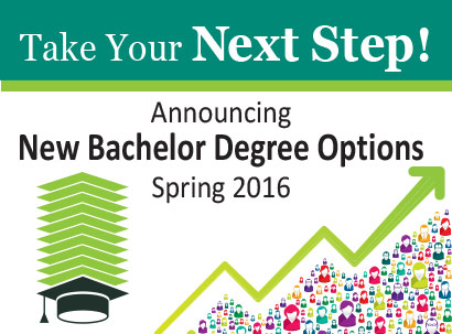 Bachelor's Degree event