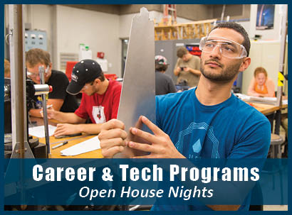 Career and Tech Programs Open House
