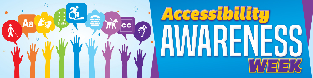 EFSC Accessibility Awareness Week Events