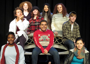 Almost, Maine cast