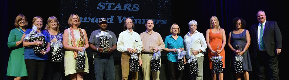 EFSC Employees Honored with STARS Awards