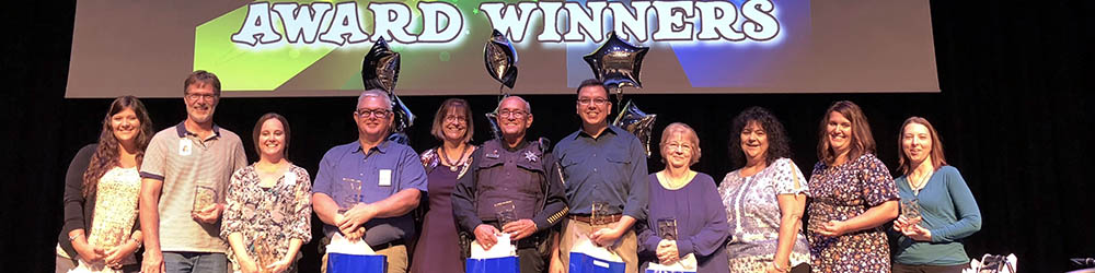 EFSC Employees Honored as STARS Winners