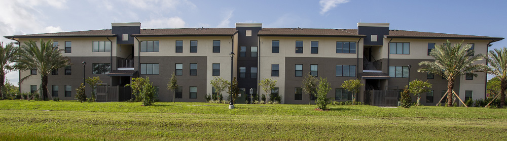 On-Campus Housing Era Begins at Eastern Florida