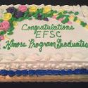 Honors Program Cake