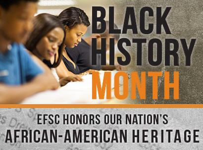 Celebrate Black History Month at EFSC