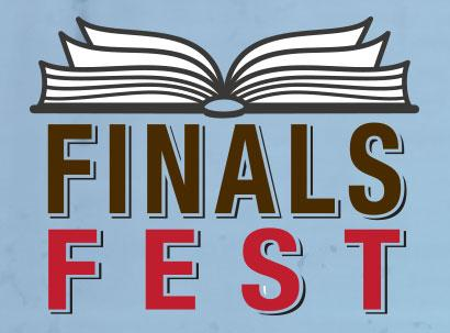 Combat End-of-Term Stress with Finals Fest