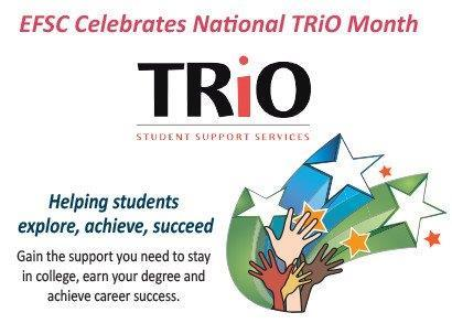 Discover TRiO Student Support Services