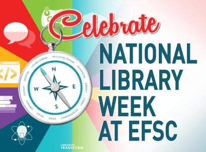 """Libraries Lead"" During National Library Week"