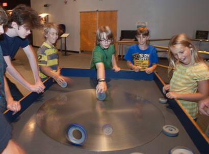 Field Trips & Hands-On Science Exhibits
