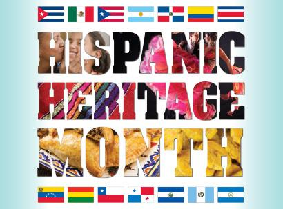 National Hispanic Heritage Month Celebration
