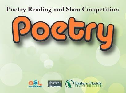 Sign Up for Poetry Reading & Slam Competition