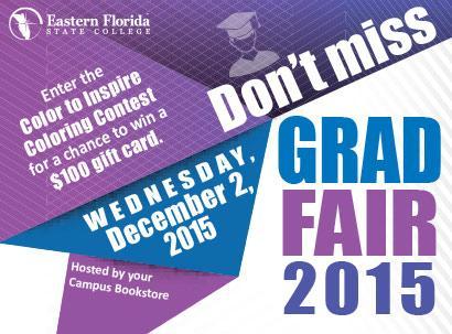 Grad Fair on All EFSC Campuses