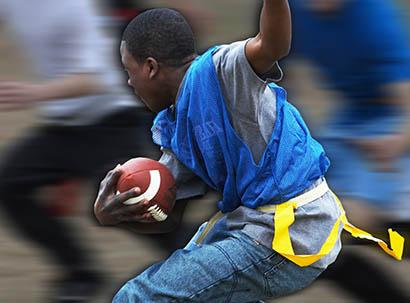 Sign Up for Coed Intramural Flag Football