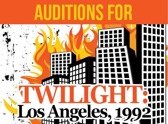 Calling All Actors!