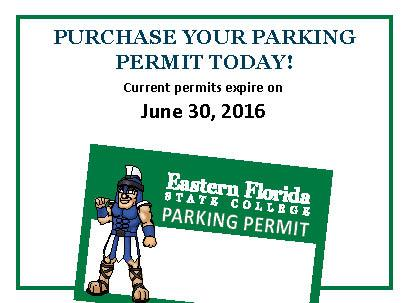 Student Parking Permits Available