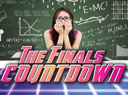 Come Relieve Some Pre-Finals Stress