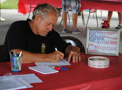 Titusville Events Honor Military
