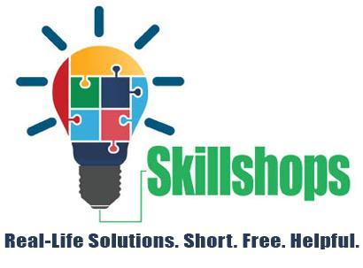 Free Workshops for EFSC Students