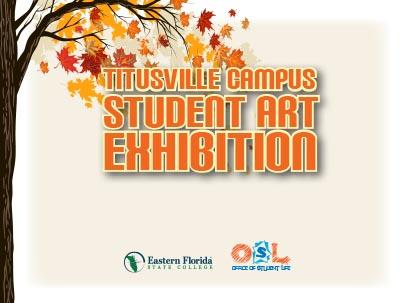 Art on Display in Titusville Library