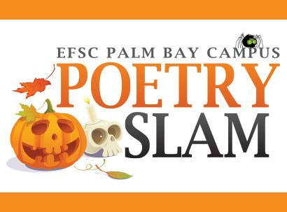 Palm Bay Poetry Slam October 28
