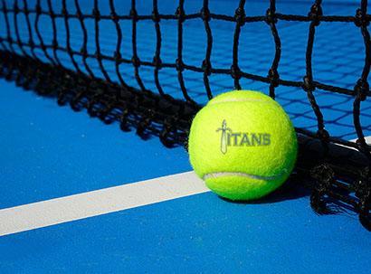 EFSC Titans Tennis on WEFS-TV