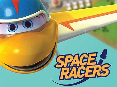 Come see Space Racers at KSC!