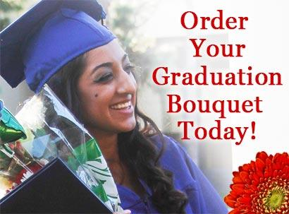 Celebrate Fall Commencement with Flowers