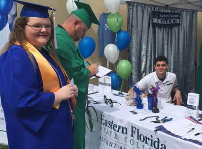 Congratulations to EFSC's Newest Alums