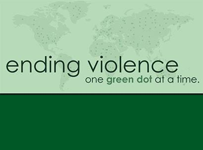 Help Spread the Green Dot