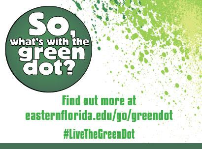 Help Fight Violence By Being a Green Dot