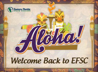 Attend the Fall Term Welcome Back Luau