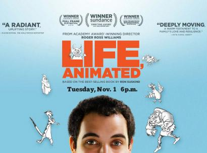 """Attend a Screening of """"Life, Animated"""""""