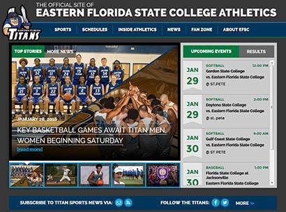 Visit New Men's Basketball Website
