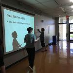 Palm Bay Green Dot Bystander Training: 10/14/16