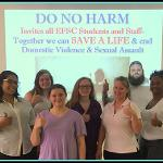 "Leadership Class Project: ""Do No Harm"""